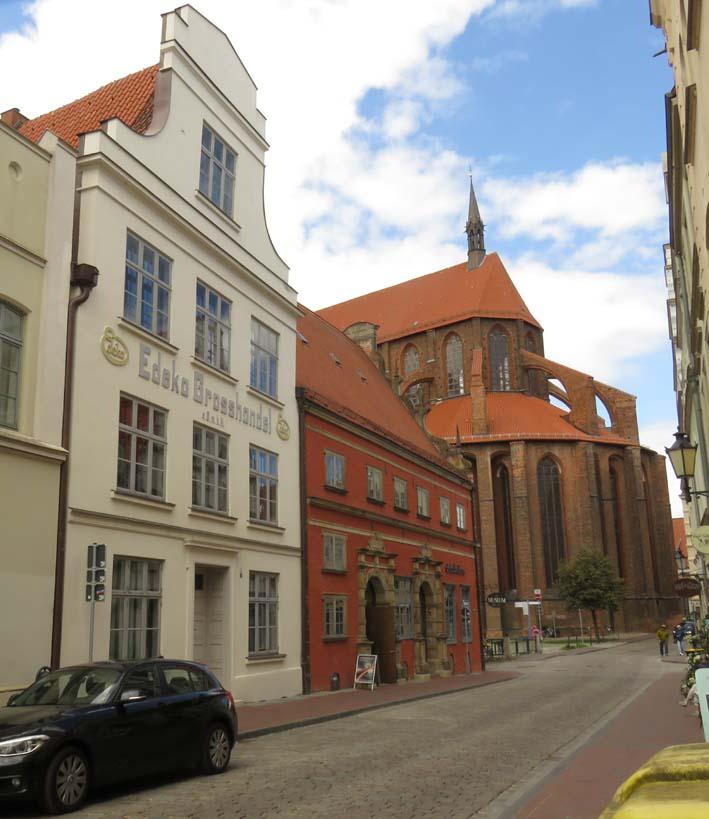 Edeka-Großhandel in Wismar