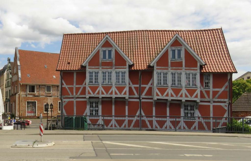 Historisches Haus in Wismar