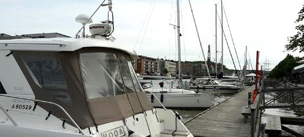 Hafen Turku