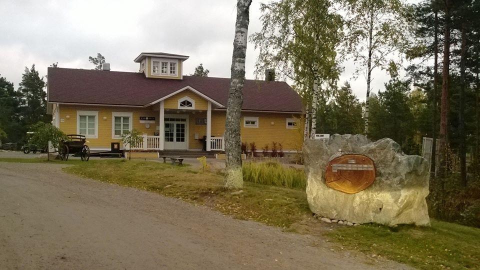 Clubhaus Eke-Golf