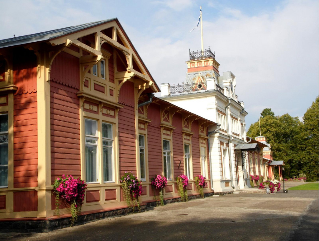 Bahnhof Happsalu