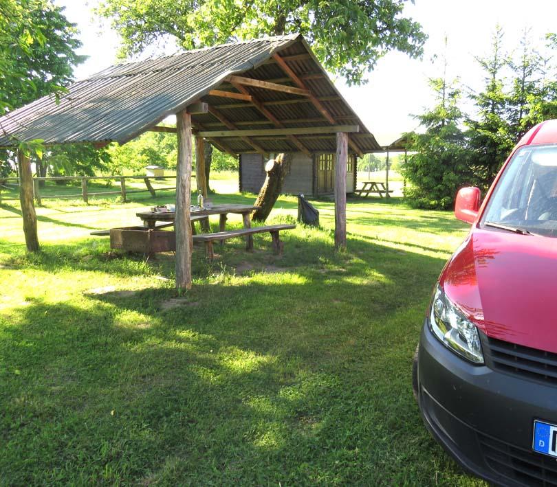 Campingplatz Witches Homestead arcs