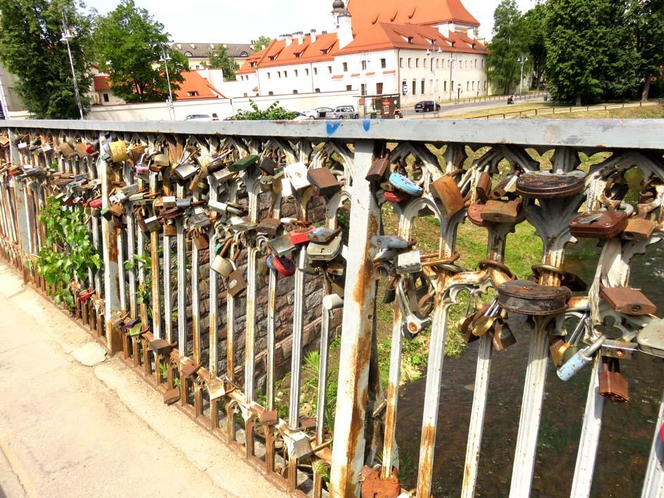 Kurioses in Vilnius