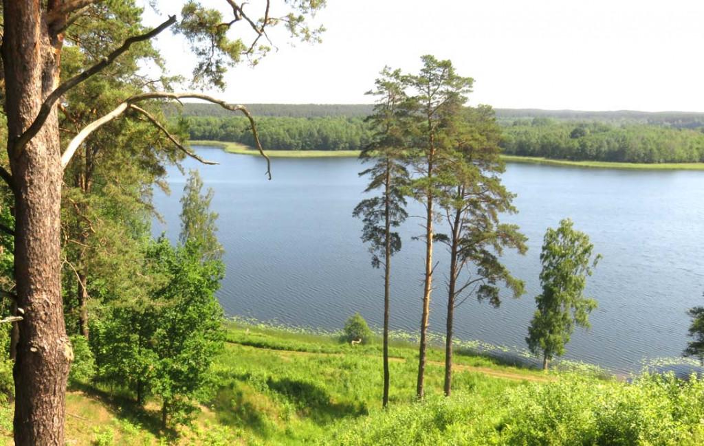 Wandertour in Aukštaitija Nationalpark