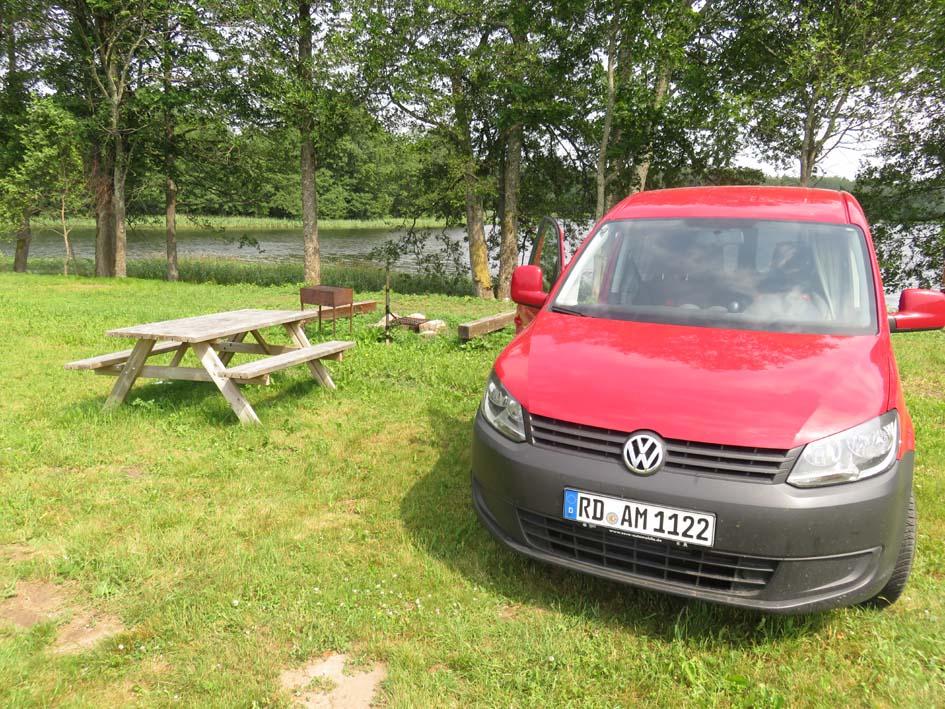 Campingplatz Apalkalns