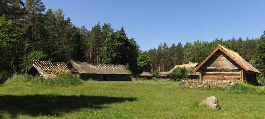 Mihkli Museum, gesamter Bauernhof