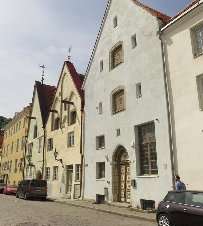 3 Schwestern in Tallinn