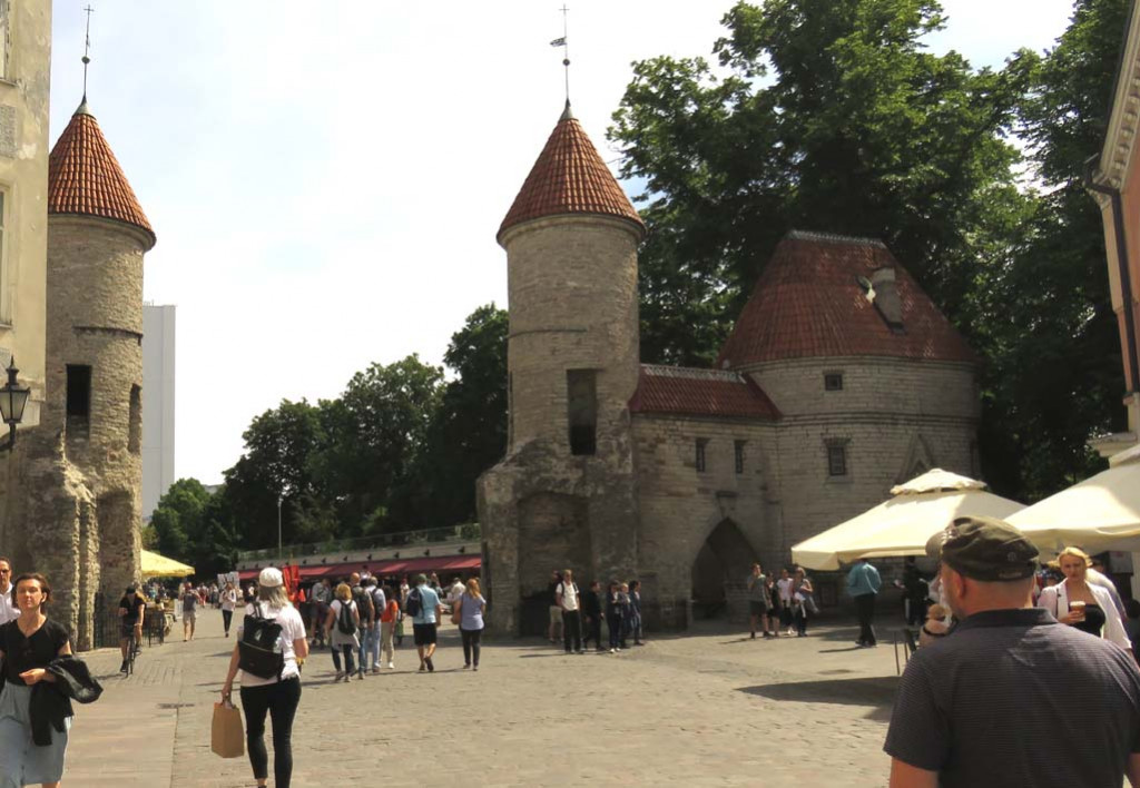 Stadttor von Tallinn