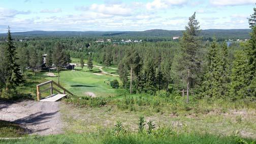 Santa Claus Golf