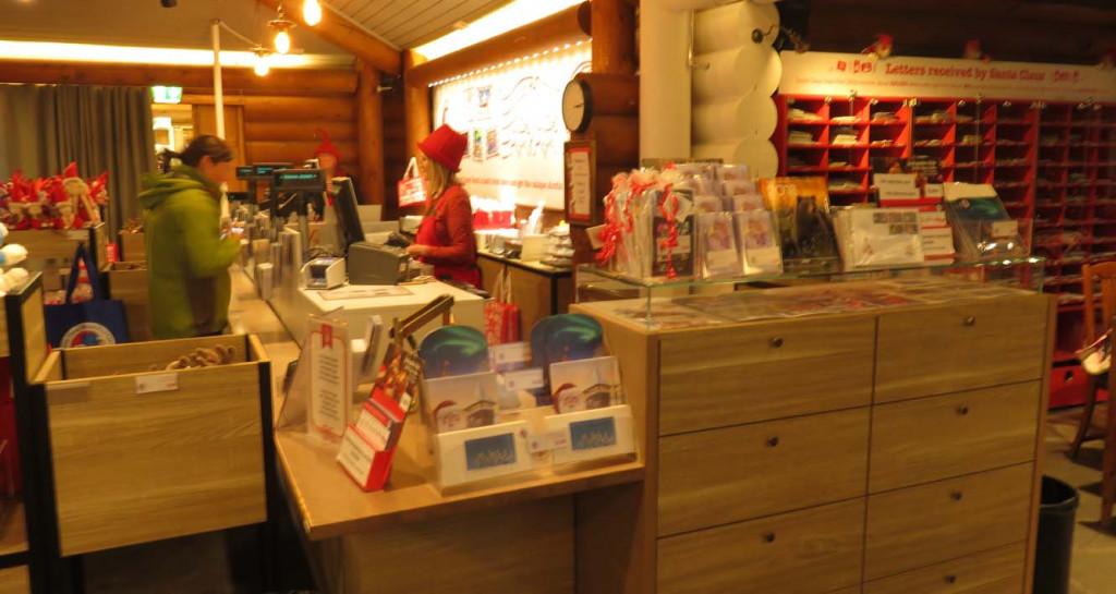 Postamt Santa Claus Village